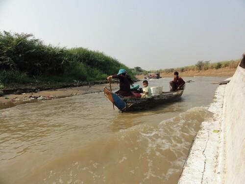 15 février: de Battambang à Siem Reap