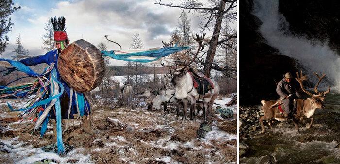 Découvrez Cette Extraordinaire Tribu Mongole Qui...  Vit En Harmonie Avec La Nature & Qui Risque De La Quitter...