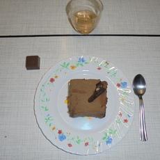 26/12/2017 Gâteau Craquotant chocolat
