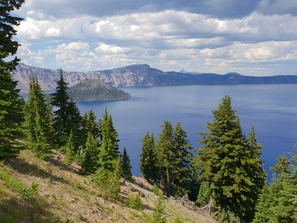 Crater Lake, joyau de l'Oregon