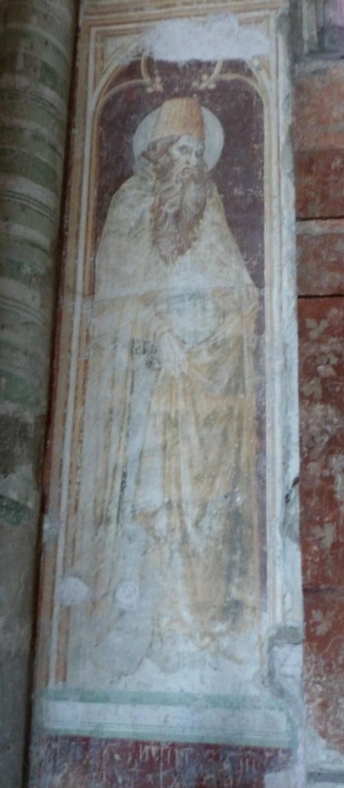 L'église abbatiale de Saint-Antoine-l'Abbaye ( 2 )