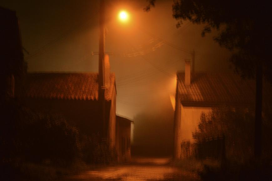 Ruelle de nuit
