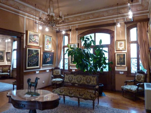 Jour 9 - Plovdiv - Musée Philippopolis 5