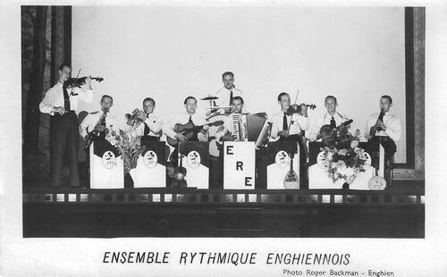 L'Ensemble Rythmique Enghiennois