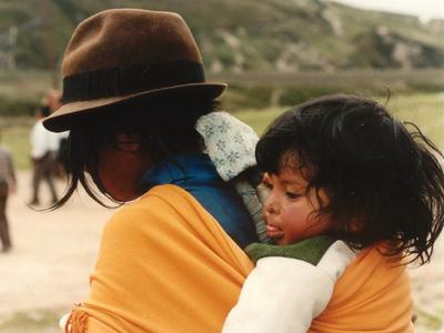 Blog de images-du-pays-des-ours :Images du Pays des Ours (et d'ailleurs ...), Bébé en Equateur