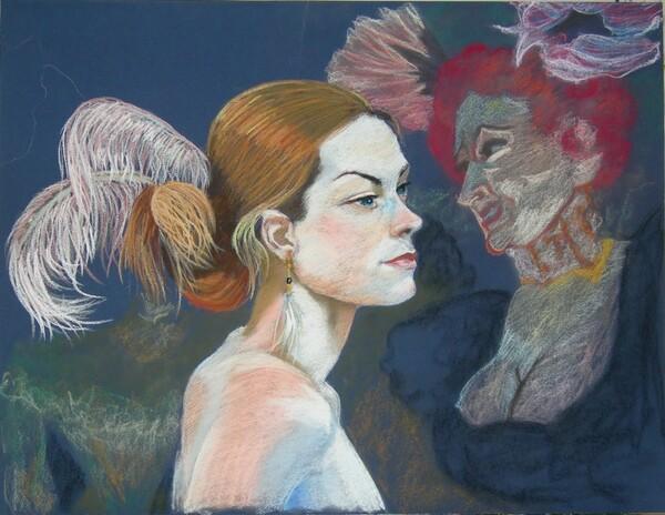Jeudi - A la Lautrec !