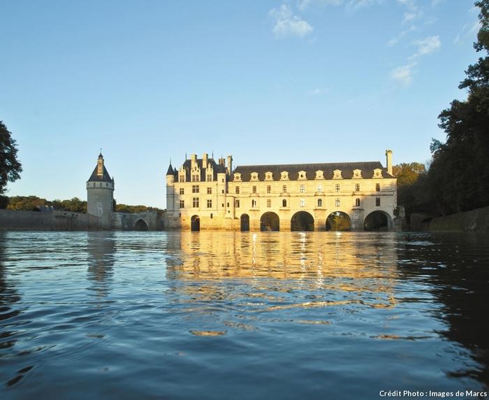 Château et eau