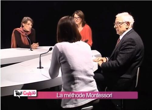 """""""Talk chaud"""" autour de la méthode Montessori"""