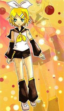 Rin - Vocaloid