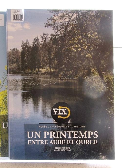 Une nouvelle, et dernière, exposition de photographies de Claire Jachymiak anime les murs de la cour du Musée du Pays Châtillonnais-Trésor de Vix