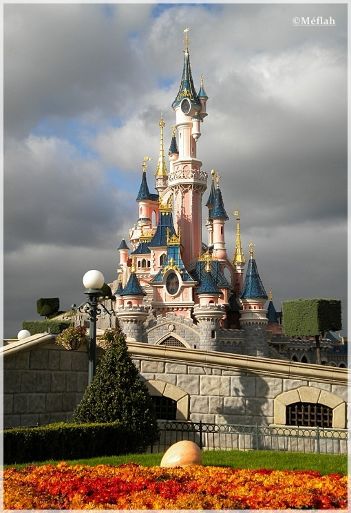 1er Novembre 2011 Château de Cendrillon 1