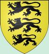 Alsace Haut-Koenigsbourg armoiries Hohenstauffen Renaître comme le Phoenix