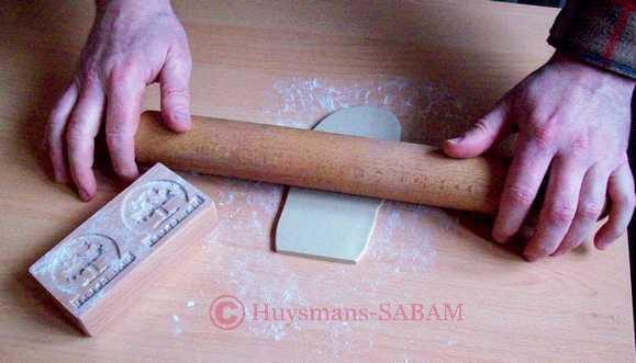 abaisse de pâte pour biscuits personnalisés - Arts et sculpture: sculpteur à façon