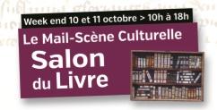 Salon du livre de Soissons