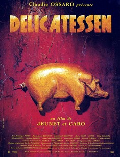 DELICATESSEN BOX OFFICE FRANCE 1991