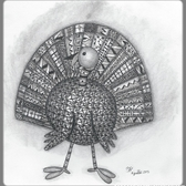 Zendoodle : Turkey Time !