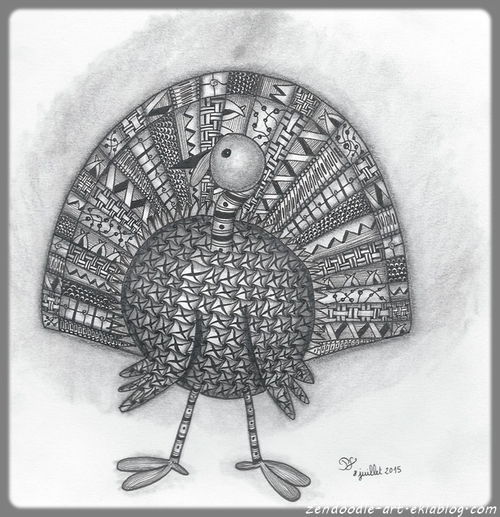 Zendoodle : Turkey Time