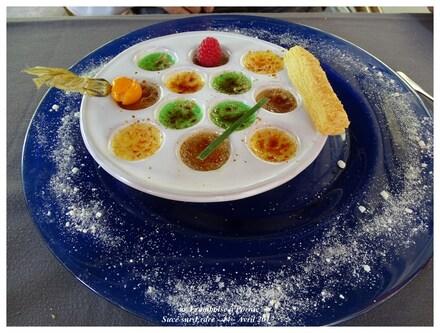 farandole crème brulée