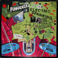 Funkadelic - The Electric Spanking Of War Babies - Complete LP