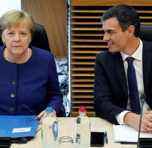 Angela Merkel ne veut plus de migrants