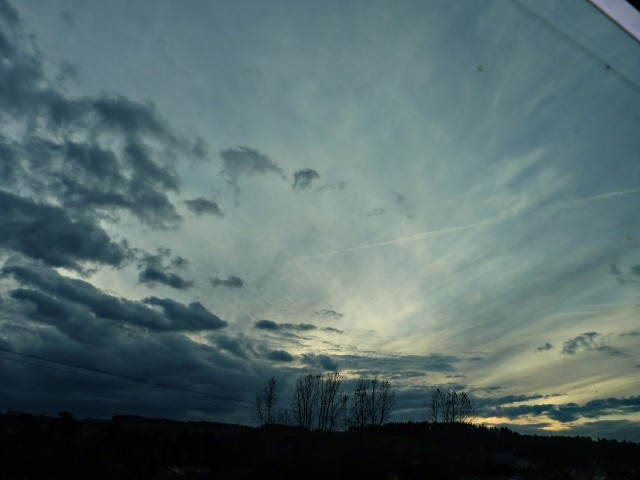 Ciel d'automne dans l'Est 12 mp1357 2010