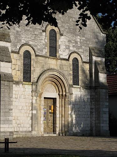 La chapelle romane 024