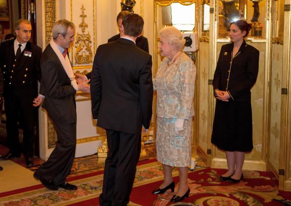 Elizabeth, Philip et les irlandais