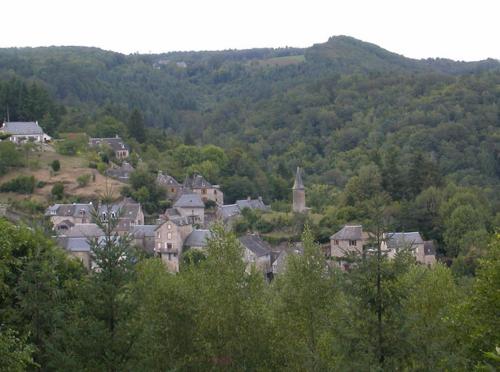Corrèze - La Roche-Canillac