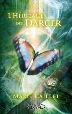 Couverture : L'héritage des Darcer, Tome 1