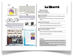 Instruction civique : les valeurs de la France