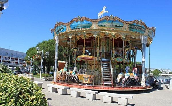 le carrousel de Royan -1-