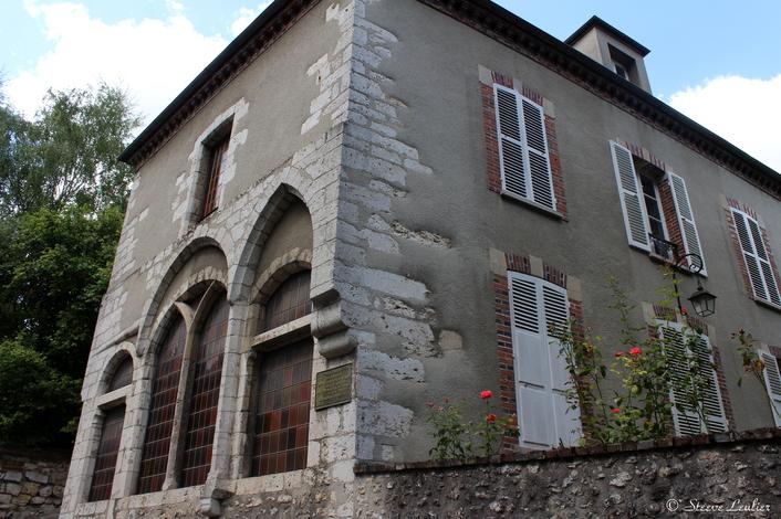 Maison de Saint Thibault