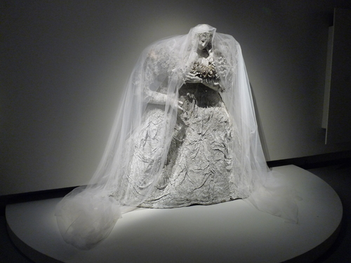 Niki de Saint-Phalle, The bride