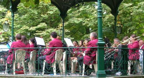 # 15 septembre 2013 : concert de clôture du festival des harmonies