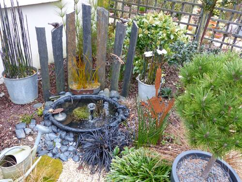 Le jardin de Jocelyne - Le Clos du Lavoir