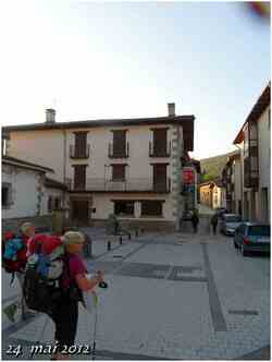 (J50) Zubiri / Roncevalles 24 mai 2012 (1)