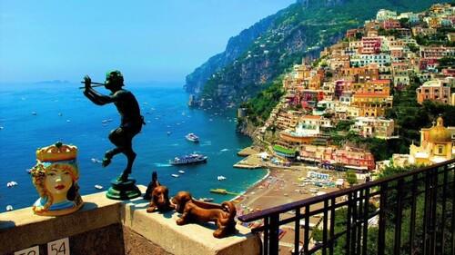 POSITANO WALKING TOUR (ITALY) - Sept. 12th, 2020 (Voyages)