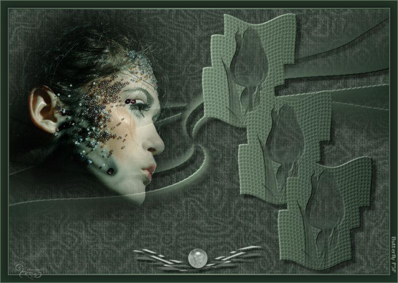 *** Mask Flor ***