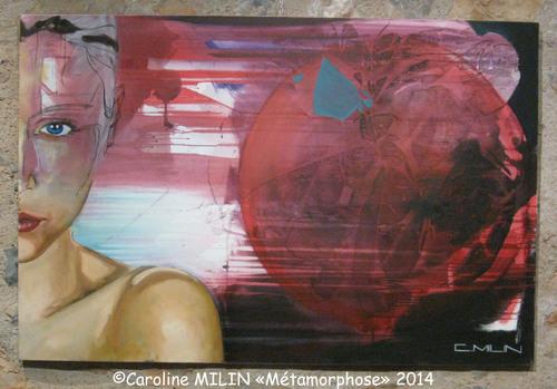 Caroline Milin à Alenya