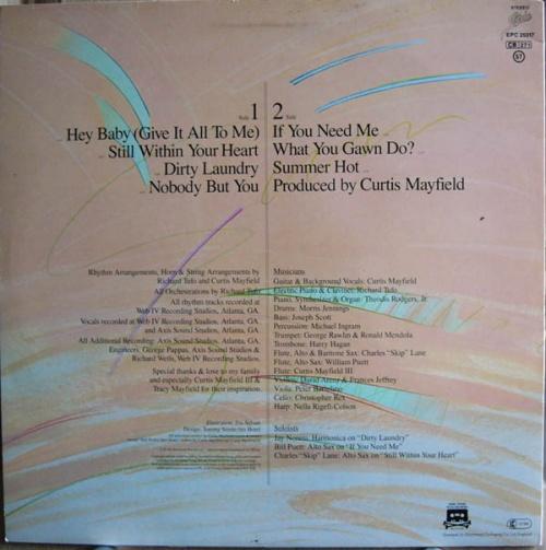 "1982 : Album "" Honesty "" Boardwalk Records NB-33256-1 [ US ]"