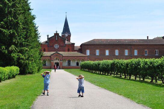 Image illustrative de l'article Abbaye Notre-Dame-des-Dombes