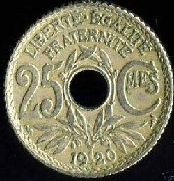 Pièces percées : projet suscitant quelque interrogation caustique en 1913