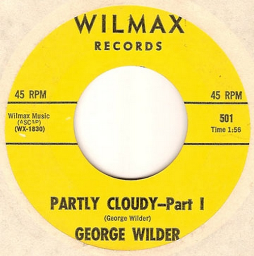 George Wilder : Partly Cloudy Part 1