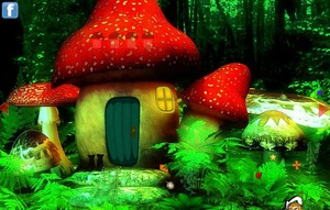 Jouer à Mushroom hamlet escape