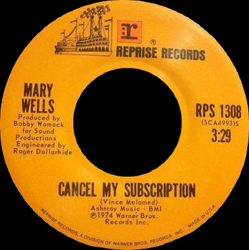 "Mary Wells ‎: Album "" Easy Touch "" 51 West Records Q 16278 [ US ]"
