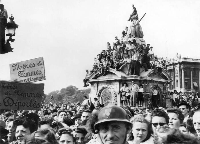 Paris célèbre les 75 ans de sa Libération