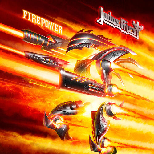 Judas Priest - Firepower (2018)