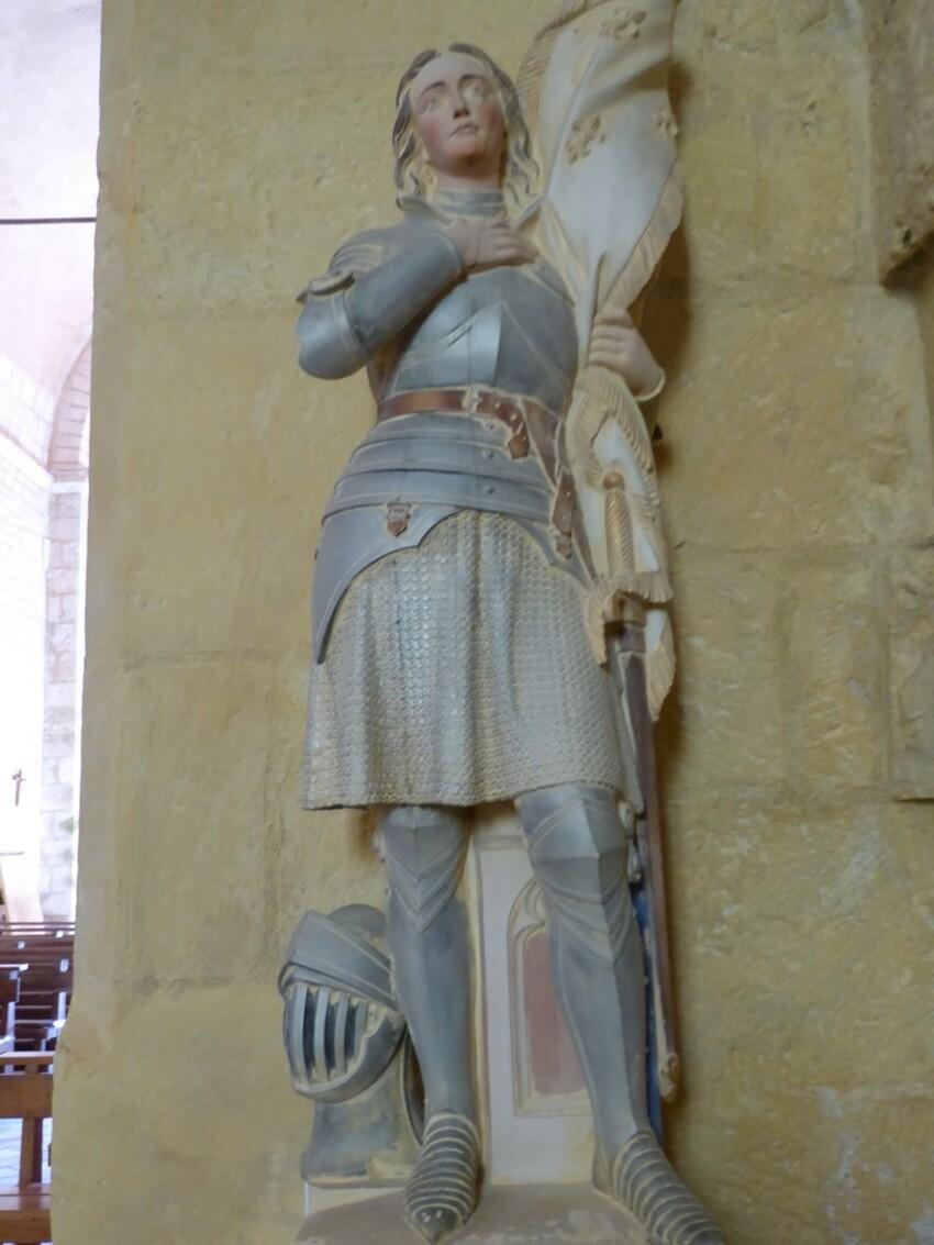Eglise de Mouton en Charente,