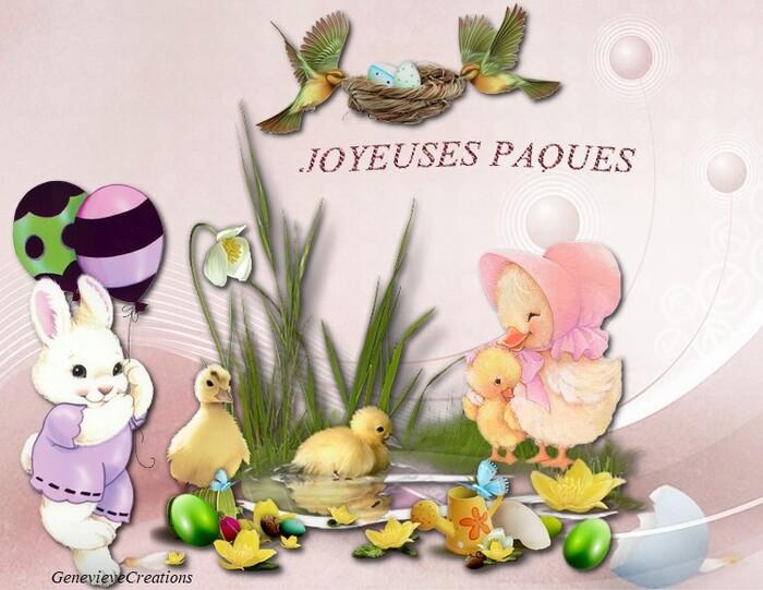 Défis de Pâques