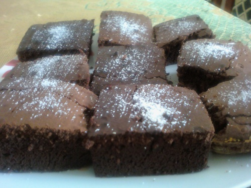BROWNIES FACILE